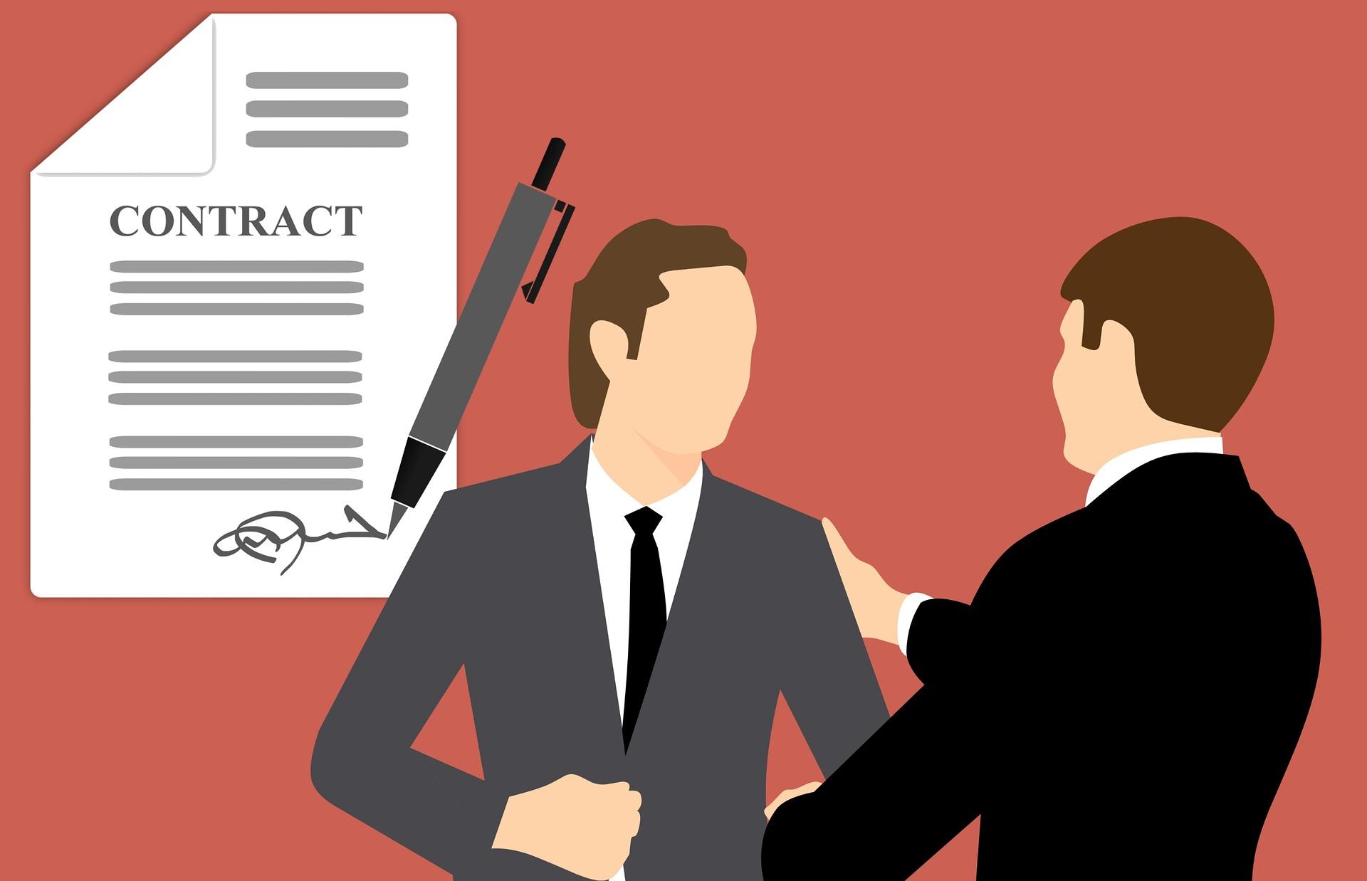 Contrats de travail et délais de résiliation